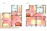 Plan for Appartement Moosermandl